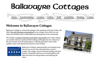 Ballavayre Cottages