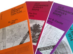 The Godfrey Edition: old Ordnance Survey maps