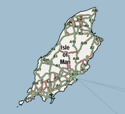 192.com map of the Isle of Man